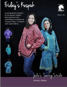 Friday's Kuspuk Cover